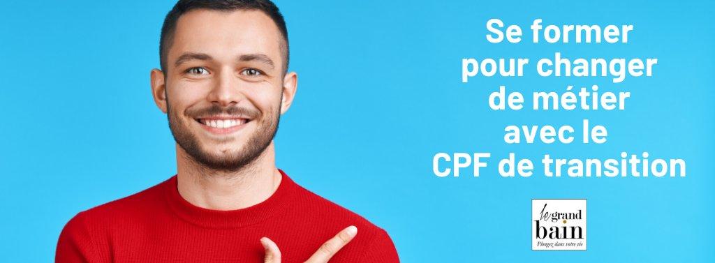 Se former pour changer de métier avec le CPF de transition